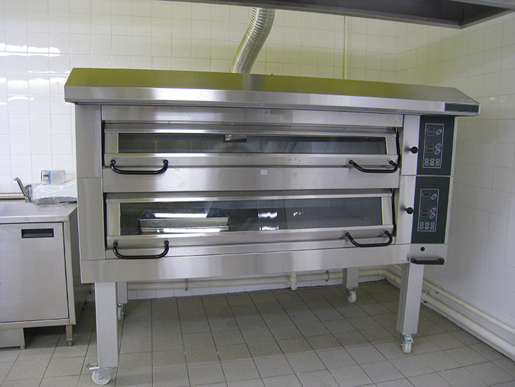 Baker and Pastry Training Oven