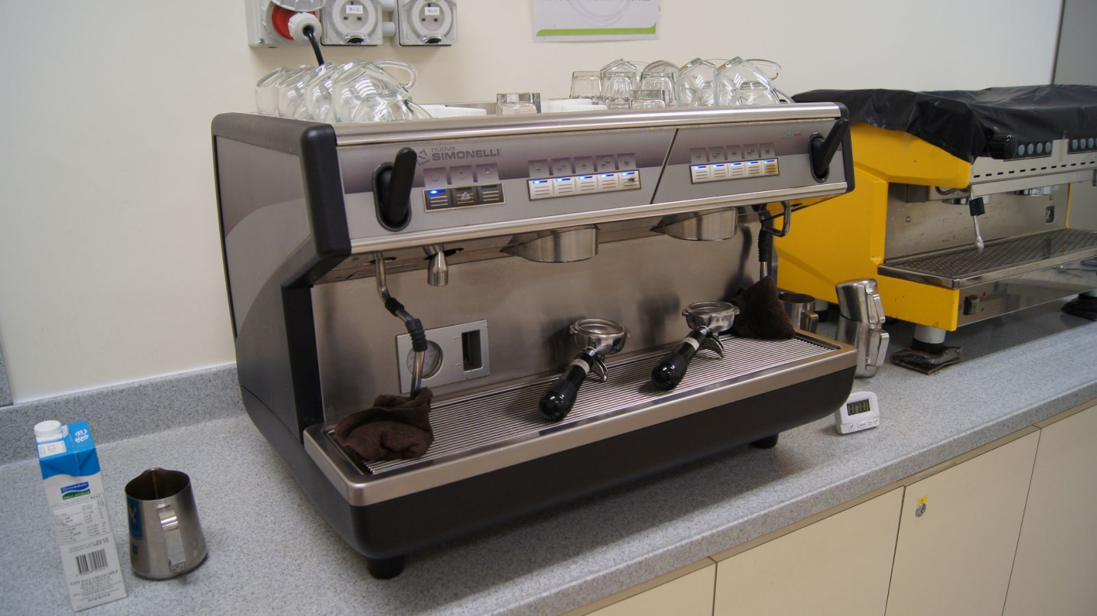 Barista Training Facilities
